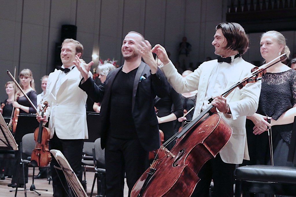 Rotterdam Philharmonic (IMG_1911_fotonick_2016_29) | Renaud Capuçon ViolineGautier Capuçon VioloncelloRotterdam Philharmonic OrchestraYannick...