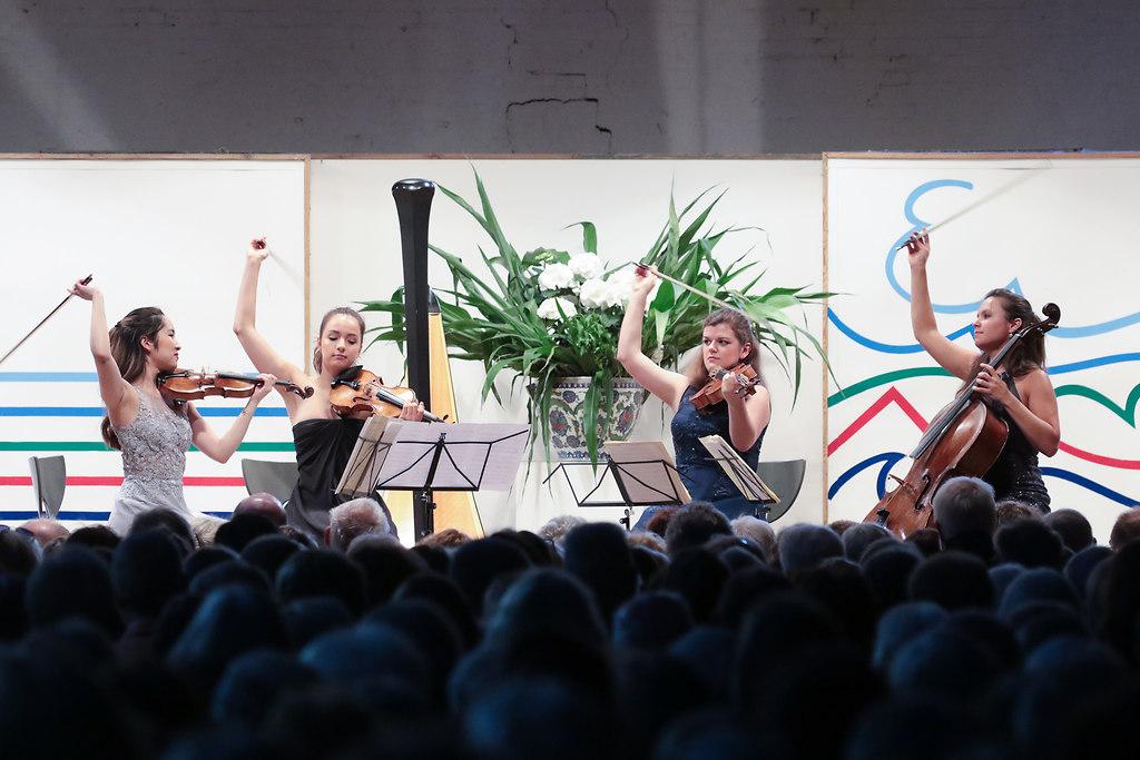 Xavier de Maistre (fotonick-AN-6616) | Xavier de MaistreXavier de Maistre, HarfeKatharina Martini, FlöteMagdalena Faust,... | fotonick Kiel, nick Kiel