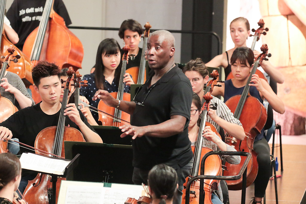 SHFO Wyne Marshall Proben (fotonick--2785) | Orchesterproben Wyne Marshall-Foto Axel Nickolaus | fotonick Kiel