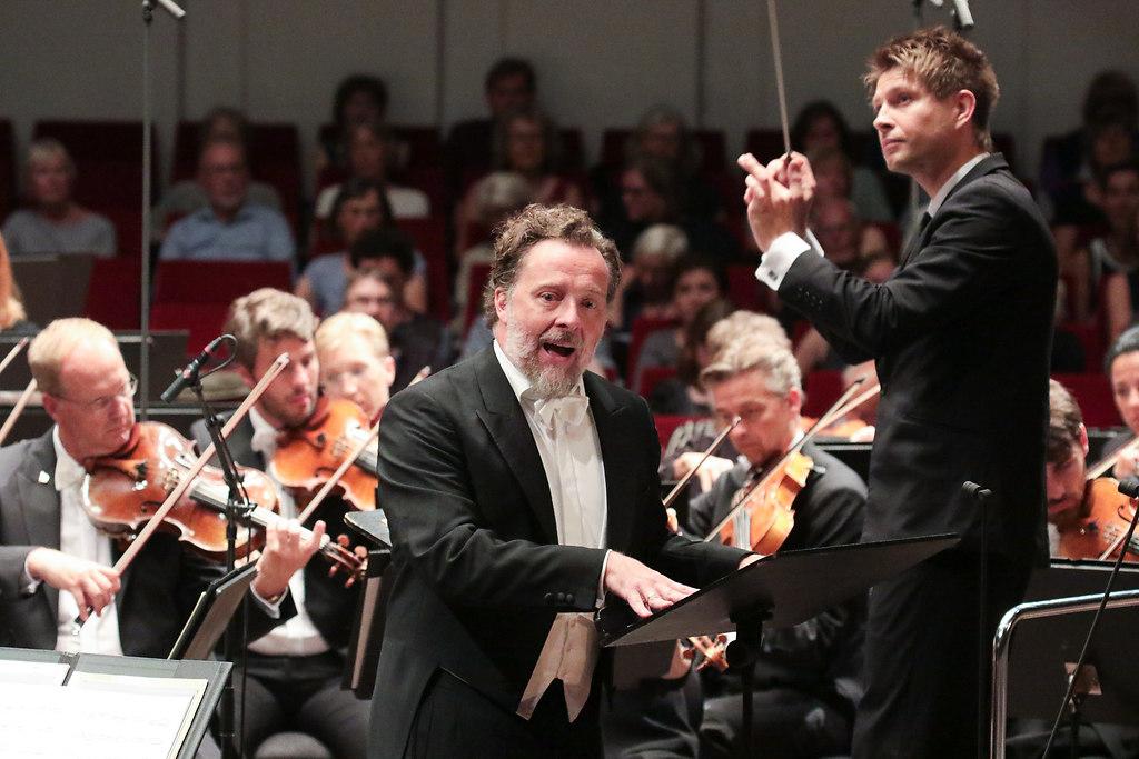 NDR Elbphilharmonie Orchester (fotonick--3022) | Christian Gerhaher Bariton NDR Elbphilharmonie Orchester Krzysztof Urbanski Dirigent-Foto Axel... | fotonick Kiel