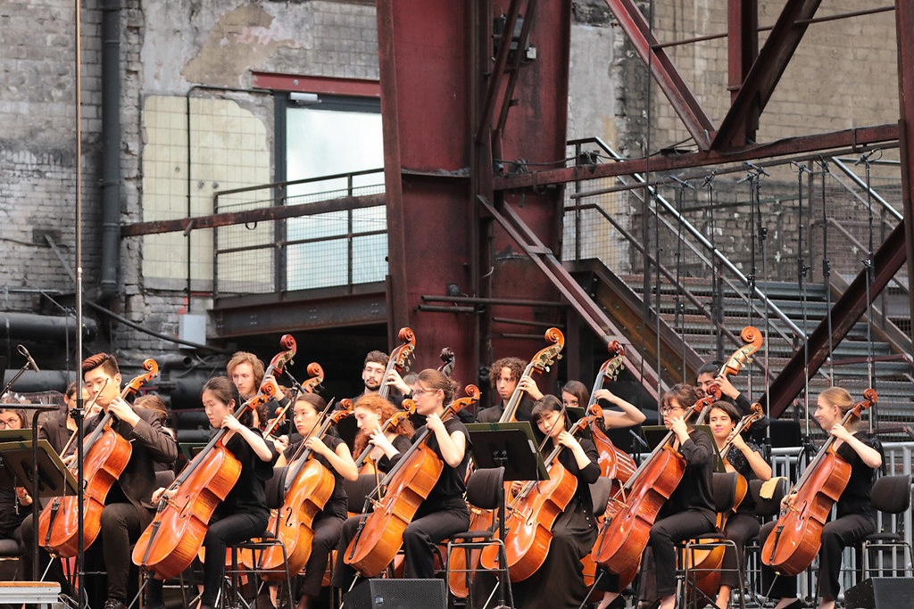 The Big Bernstein II (fotonick--3357) | Sabine Meyer Klarinette Schleswig-Holstein Festival OrchestraWayne Marshall Dirigent-Foto Axel... | fotonick Kiel