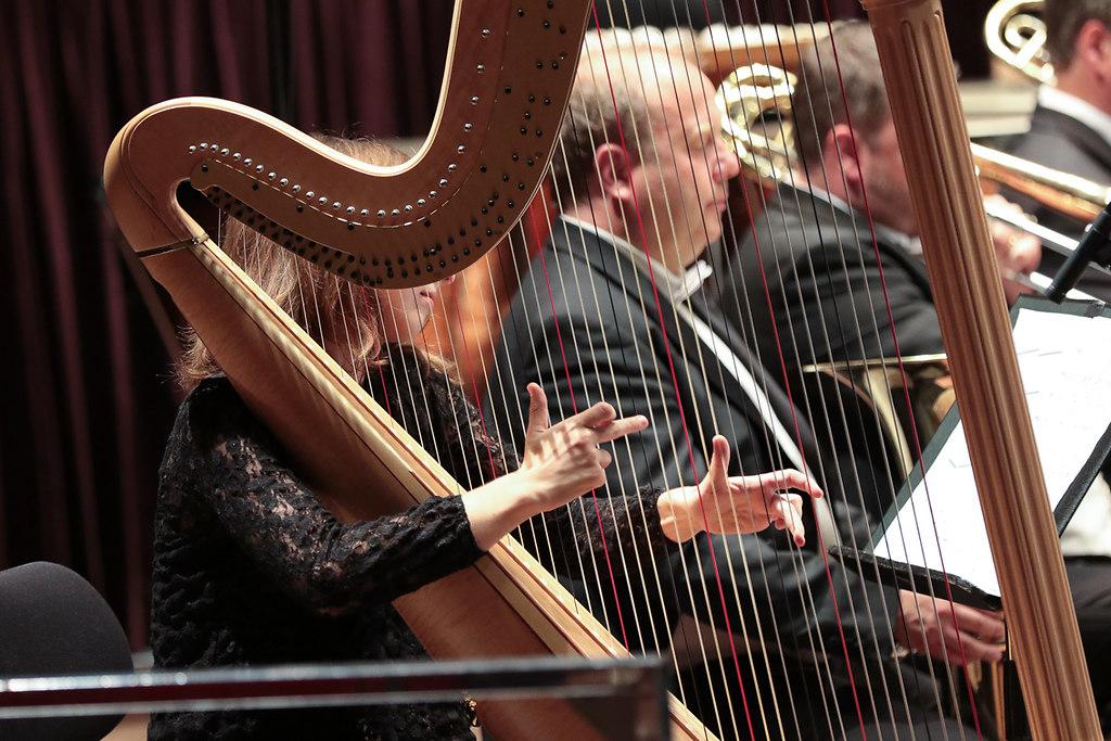NDR Elbphilharmonie Orchester (IMG_2993) | Christian Gerhaher Bariton NDR Elbphilharmonie Orchester Krzysztof Urbanski Dirigent-Foto Axel... | fotonick Kiel