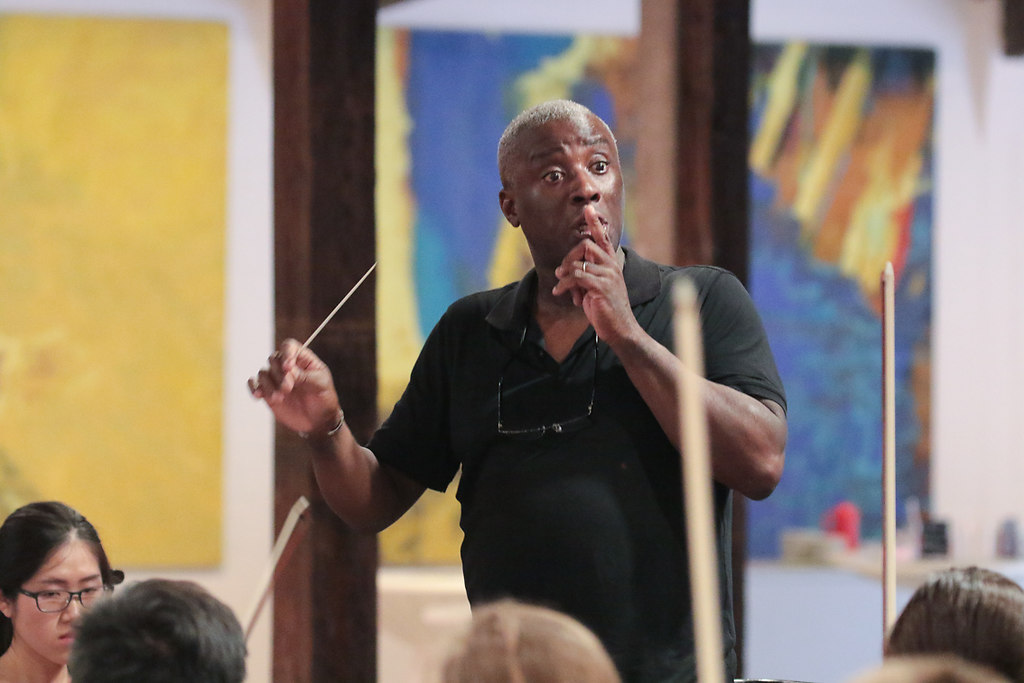 SHFO Wyne Marshall Proben (IMG_2805) | Orchesterproben Wyne Marshall-Foto Axel Nickolaus | fotonick Kiel