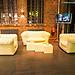 20121220_partyrent_lockschuppen_074-73 - Party Rent im Dillinger Lockschuppen mit 300  Barhocker und  Stehtischen im Einsatz