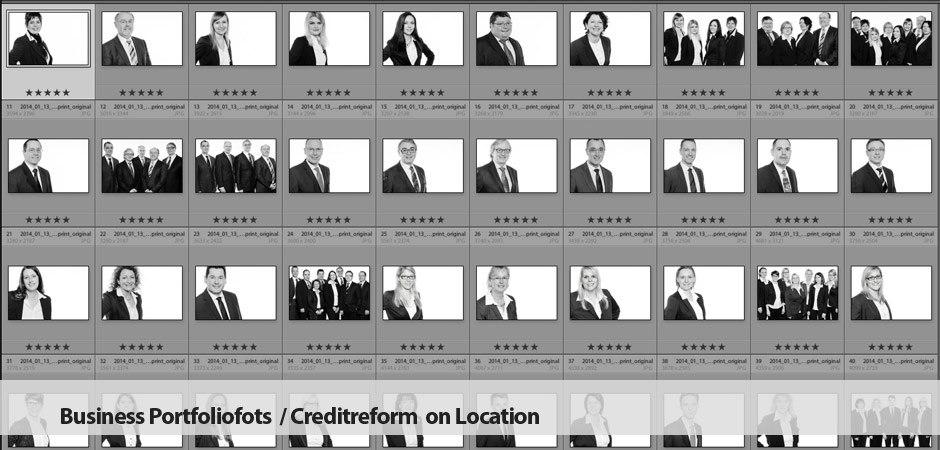Business Shooting Creditreform