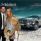 Mercedes GLA  und  C Klasse Präsentation 2014