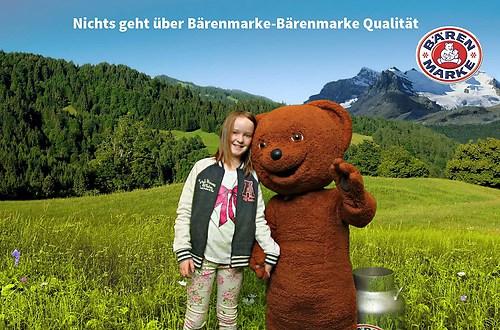 Hochwald - Bärenmarke Firmenevent Fotoaktion