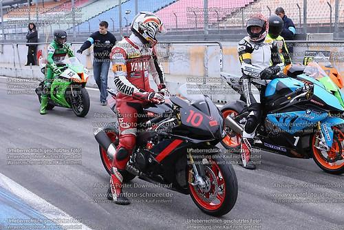 1000 km Hockenheim ADAC Motorrad Event 2012