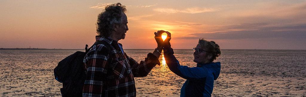 Heiraten auf der Hallig Süderoog | Maritim und außergewöhnlich heiraten, hier auf Pellworm | heiraten, hochzeit, aussergewoehnlich, nordsee, maritim, pellworm