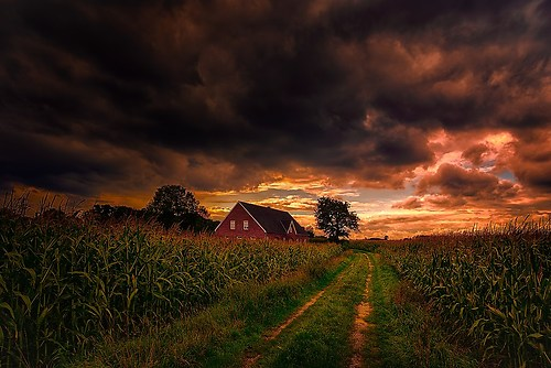 dunkle Wolken über Hof-2