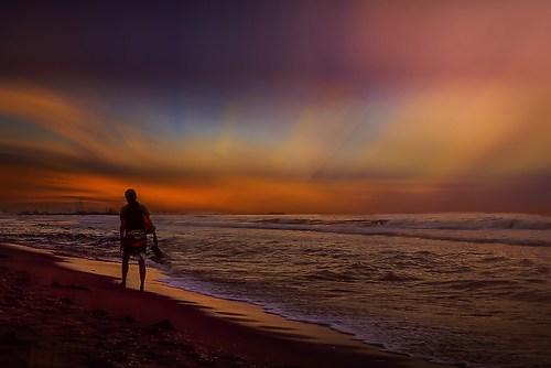 abendstimmung beach