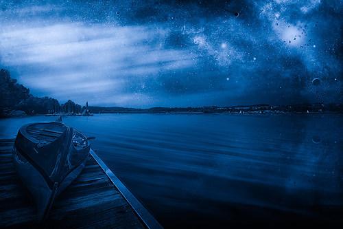 Das Boot in blue-2