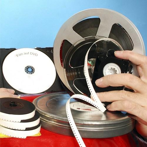Film u Video auf DVD