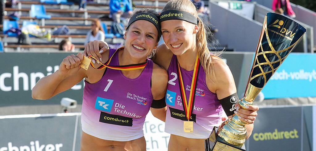 timmendorferstrand_foto-detlef-gottwald_K04_3118a | Beachvolleyball Deutsche Meisterschaft 2020 | Timmendorfer Strand | Foto: Detlef Gottwald |...