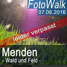 2016-06-07 Wald unf Feld leider verpasst
