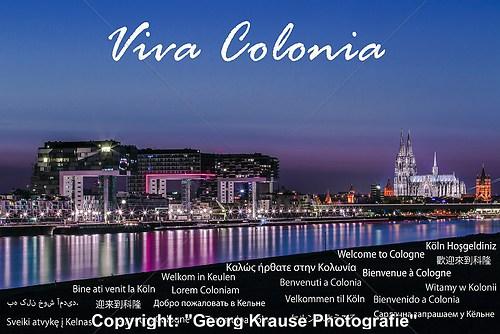 Köln Skyline 6D-1849-3