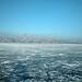 Pilsensee Oberbayern im Winter (20090110_bmw42_DSCN0082) - Pilsensee, Ufer, Winter,Natur, 10.01.2009, Winter, Blick auf Häuser des Ortes Hechendorf
