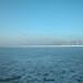 Pilsensee Oberbayern im Winter (20090110_bmw42_DSCN0088) - Pilsensee, Ufer, Winter,Natur, 10.01.2009, Winter, Blick auf Häuser des Ortes Hechendorf