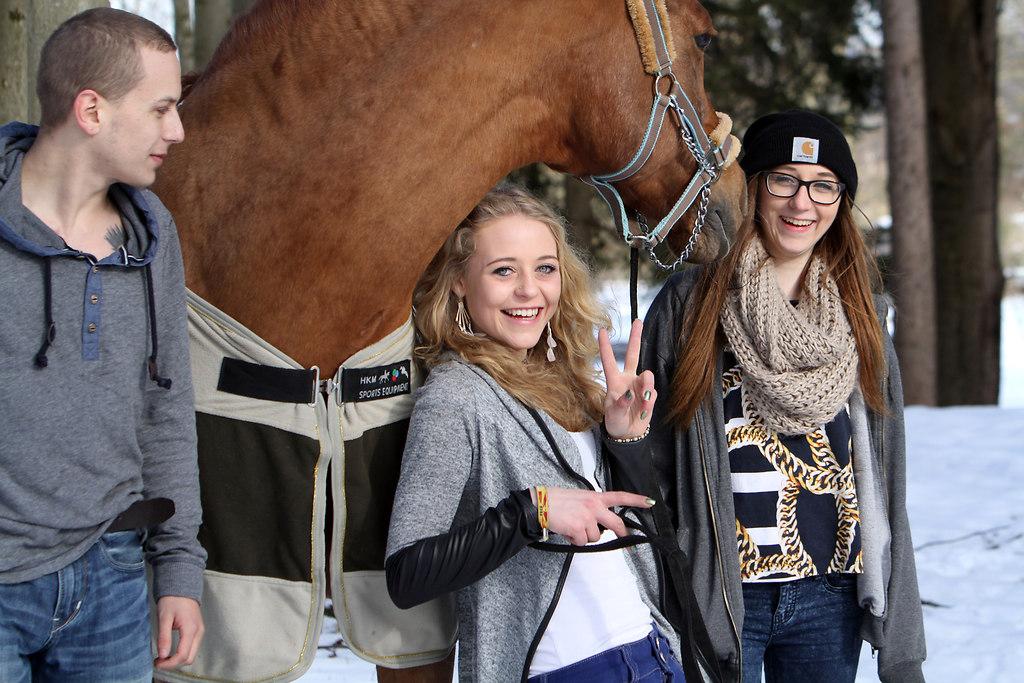 Pferdeliebe Ammersee (B1500201_IMG_9910) | unterwegs mit Reiterinnen und Reiter am Ammersee - mit Sandra, Flo und Dennise in Dießen am Ammersee | Diessen, Ammersee, Pferd, sandra, dennise, Floh, pferdausflug, fünfseenland, bayern, deutschland