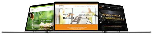 Kreativraum 3 Airpad Mockup responsive Webdesign Backnang