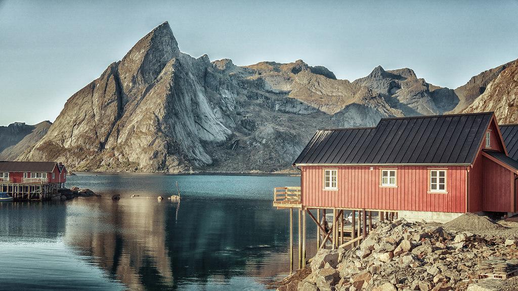 Werbe und Landschaftsfotograf aus Kärnten | Norwehen | Norwegen