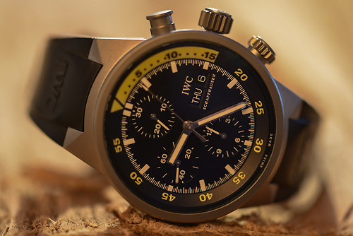 iwc aquatimer chrono automatic Cal-2