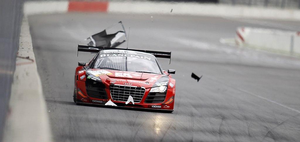 | Lausitzring, 01.09.2013, ADAC GT Masters,1. Team MS Racing ,DEU, Audi R8 LMS ultra, Fahrer... | ADAC GT Masters, ADAC, Lausitzring, Autorennen, Motorsport, Aktion