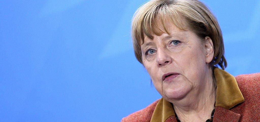 | Bundeskanzlerin Angela Merkel auf der Pressekonferenz im Bundeskanzleramt in Berlin / 090217 | Gespräch der Bundeskanzlerin Angela Merkel mit den Regierungsch