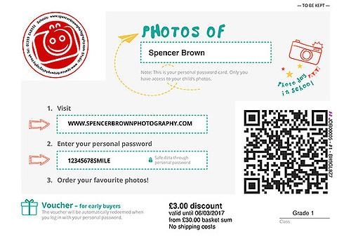Password card (QR CARD 5)
