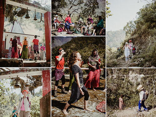 Reisefotografie Indien Durgatempel