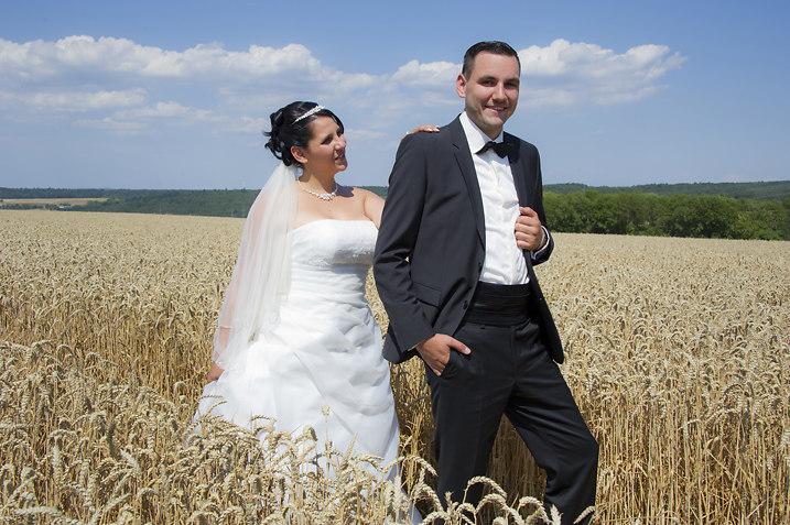 BRAUTPAARE BEST Lina und Matthias NIEDERSEELBACH 2015 06