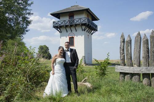 BRAUTPAARE BEST Lina und Matthias NIEDERSEELBACH 2015 08