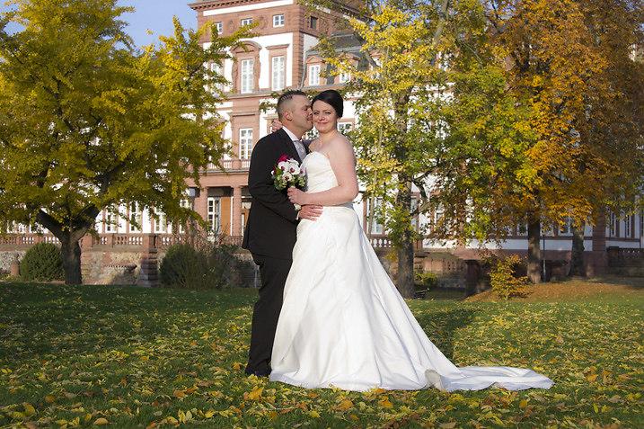 BRAUTPAARE KLINGER Katharina und Patrick HANAU 2015 05