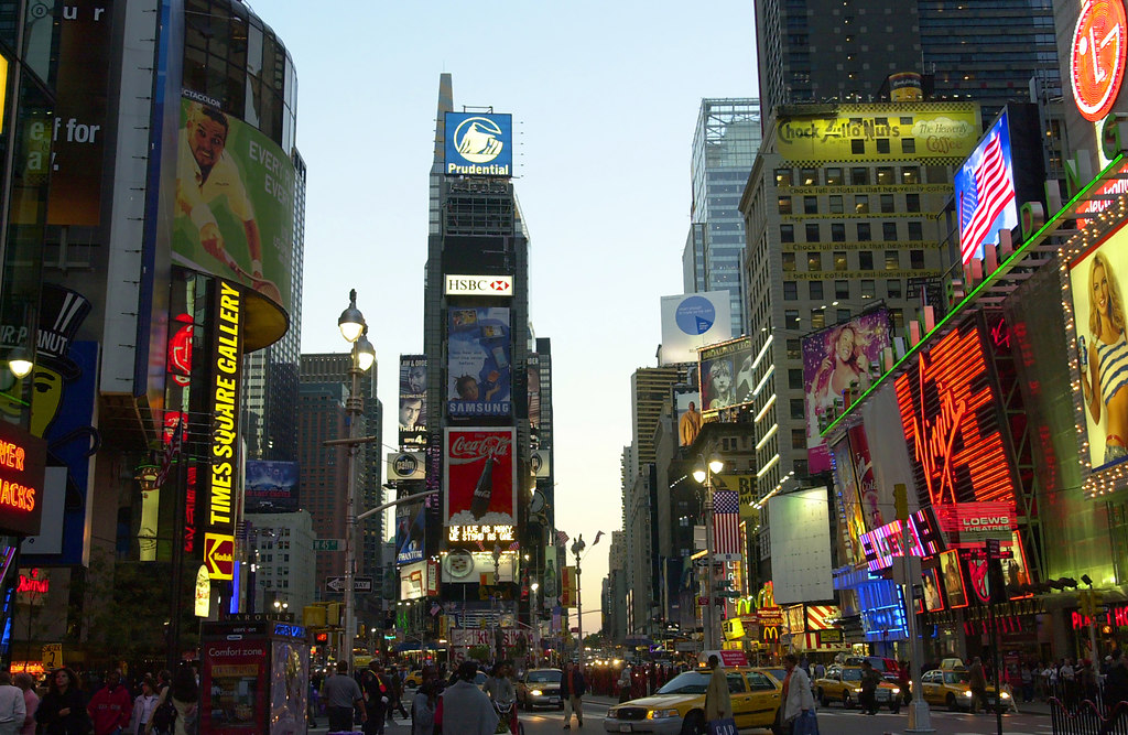 USA 20010927 092 Broadway POSTER |