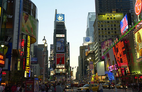USA 20010927 092 Broadway POSTER