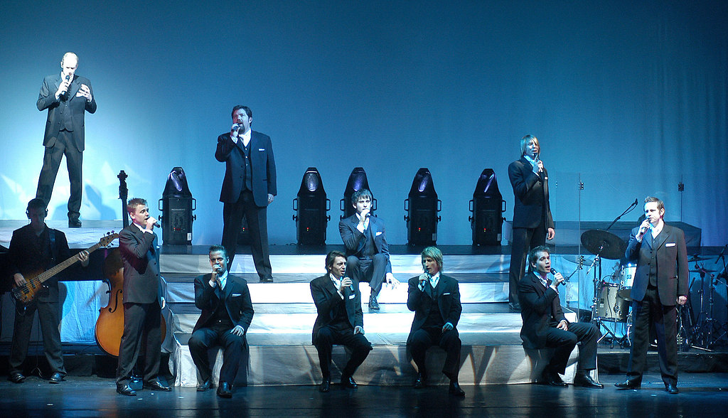 The Ten Tenors RMT 2005 1 | Stichwort : Tenoere 1