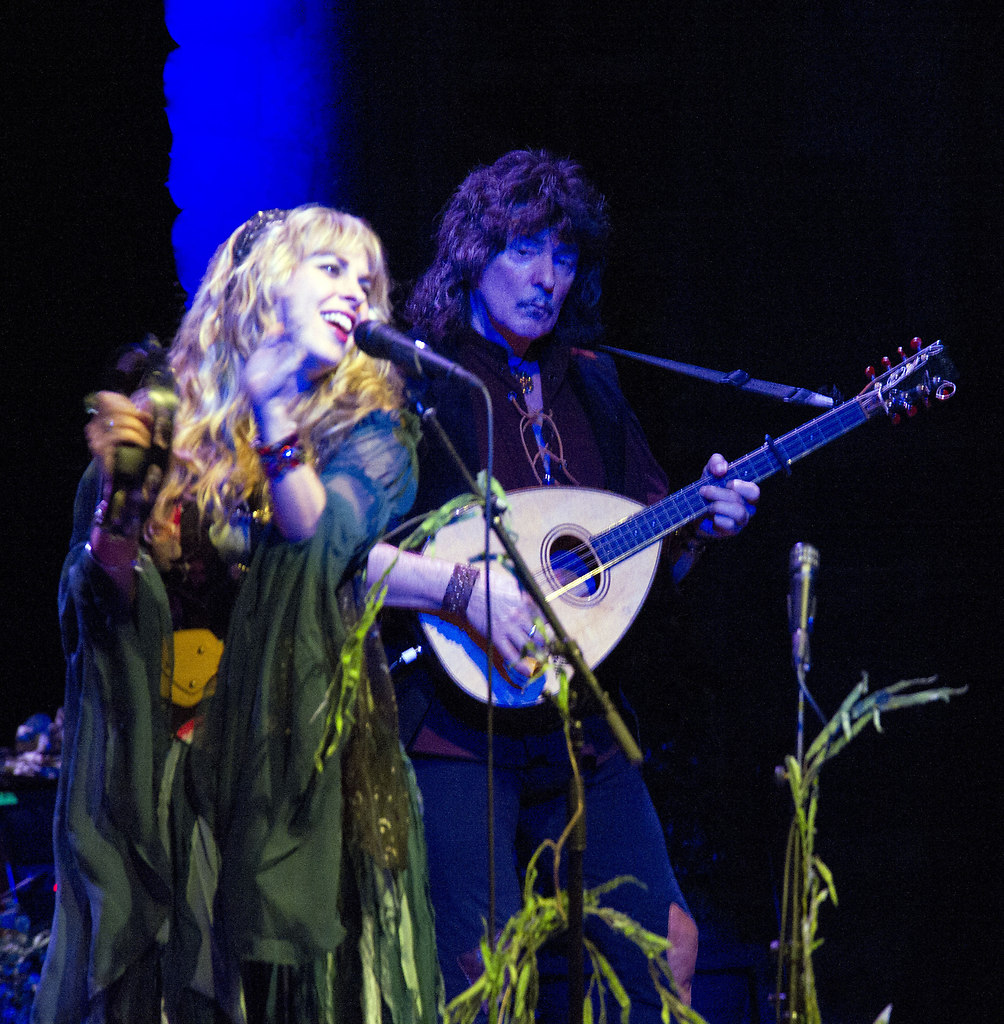 Blackmore NH1 (Blackmore Ritchie und Candice Night RMT 2015 1) | idloka / Ritchie Blackmore und Candice Night