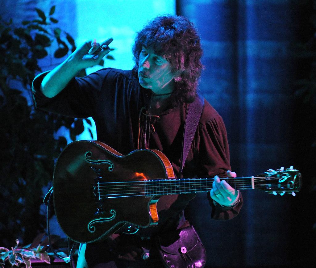 Blackmore 2 (Blackmore Ritchie RMT 2010) | AZ Wiesbaden Kultur / Ritchie Blackmore