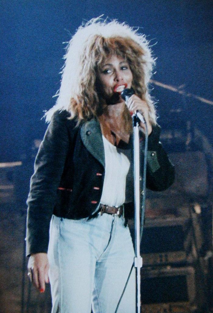 Tina Turner FRANKFURT FESTHALLE 1987 2