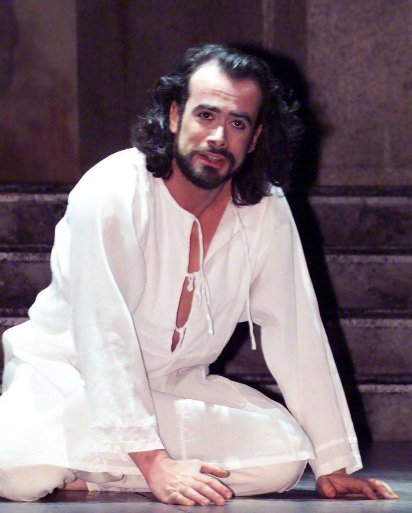 Jesus Christ Superstar ESSEN 2000 WILLIAM BYRNE 3