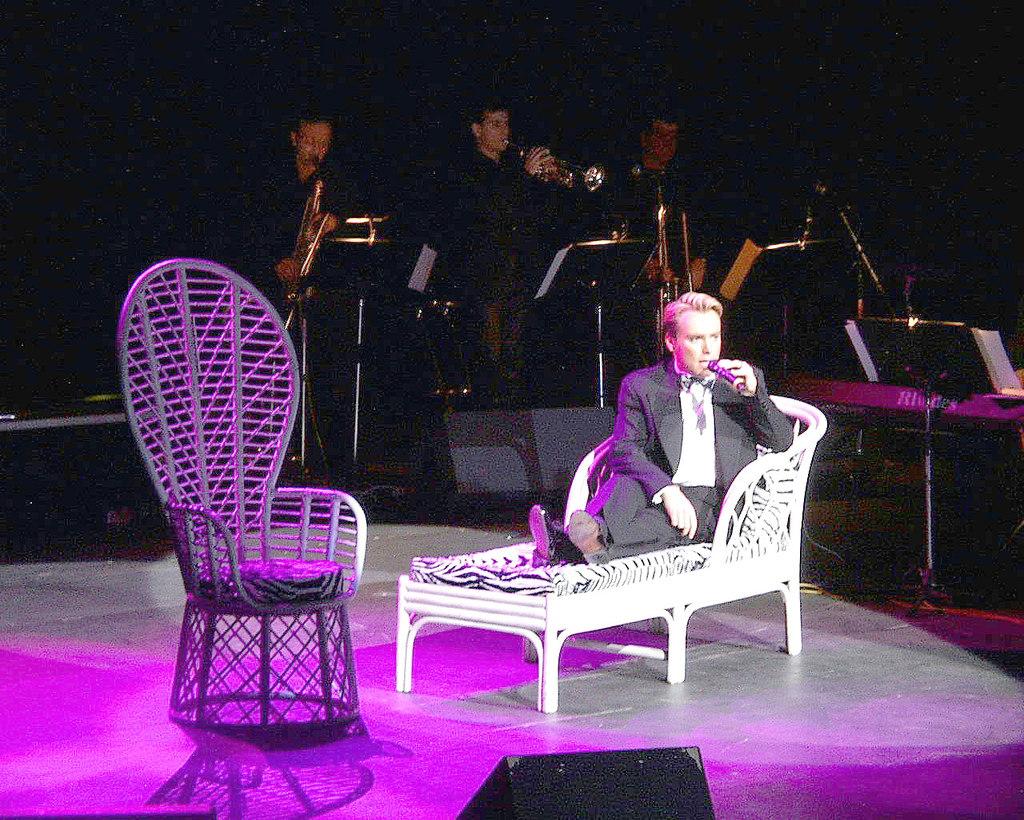 Musical GALA 1999 im RMT Uwe Kröger POOLSZENE