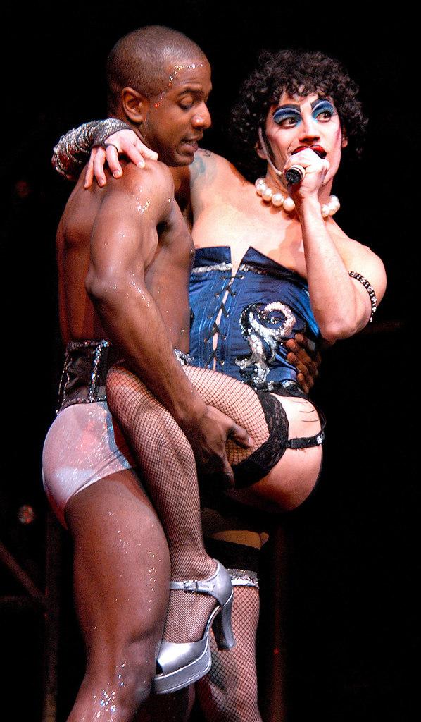Rocky Horror Show RMT 2003 2 | Stichwort : Rocky 2*ORT* Niedernhausen*PERSON* ANLAGECOPYRIGHT : PRESSE AGENTUR MALLMANN  ...