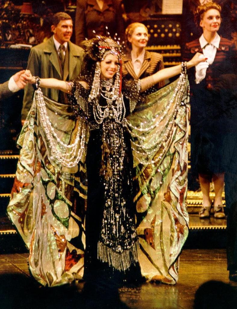 Schneider Helen als NORMA DESMOND im RMT 1997 2