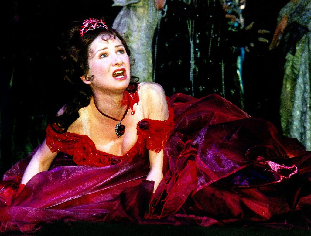 Tanz der Vampire SI CENTRUM 2000 SARAH 1 | Sarah : Barbara KoehlerMusical : Tanz der Vampire in StuttgartTEL : 0172-6166960