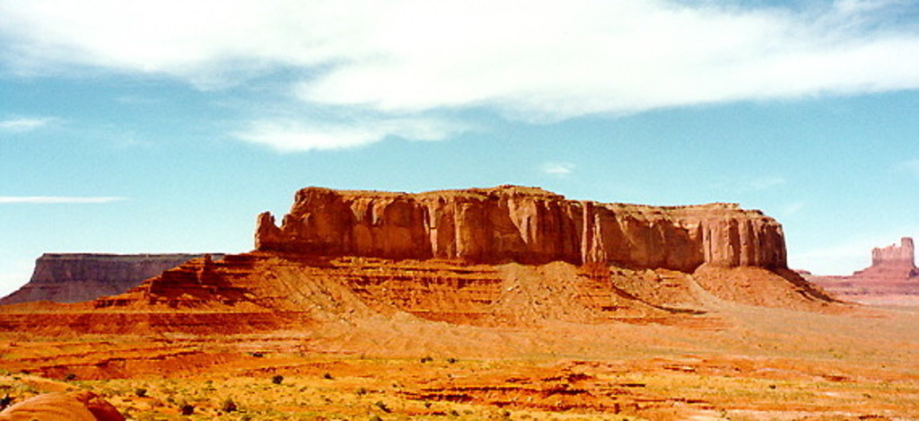 Monument Valley Utah 2 Sentinel Mesa