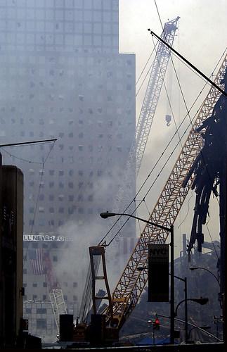 USA 20010925 011 Ground Zero