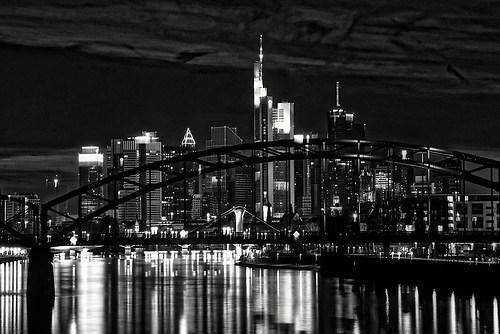 Frankfurt Skyline (Skyline)