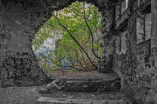 Demag Ruine
