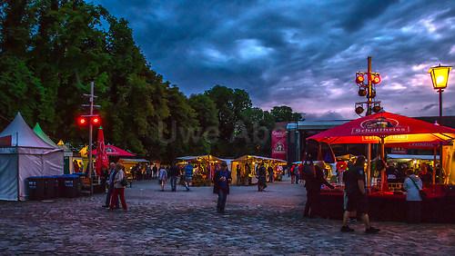 Nachtmarkt Zitadelle