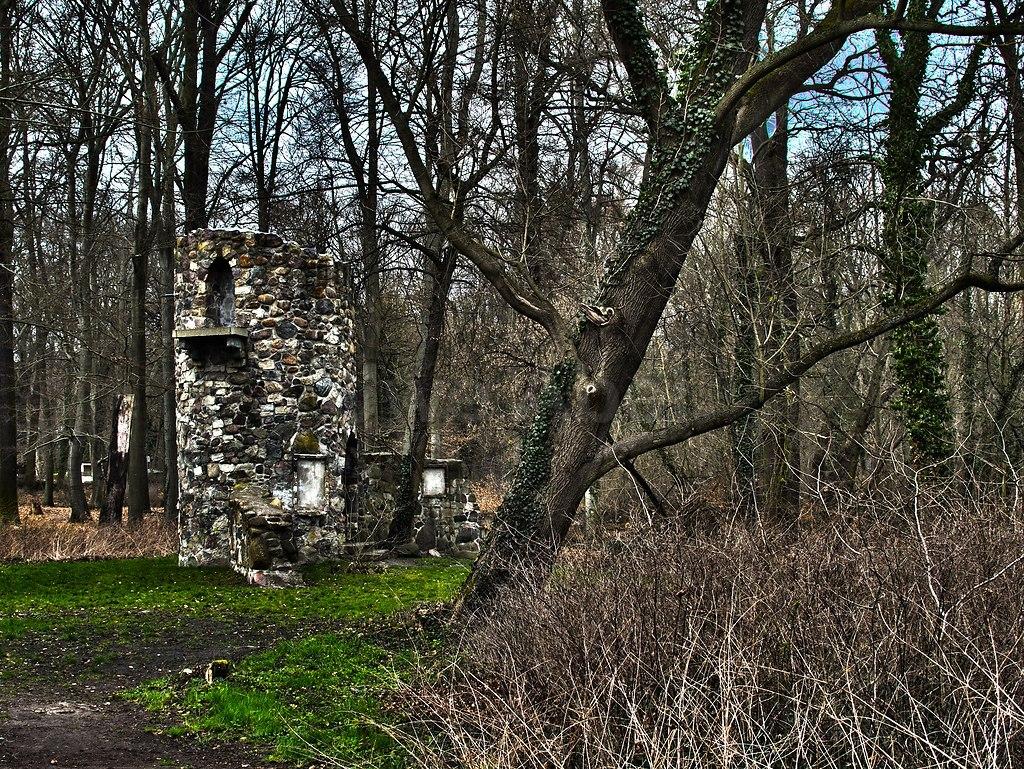 Ruine Gutshof | Gutshof Gatow | Gatow, Spandau, Ruine, Glienicke, Gutshof